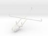 Controller mount for Nimbus & Apple iPad Wi-Fi - F 3d printed