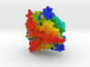 Computationally Designed Tetrahedron Protein T310 3d printed