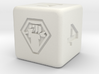 Malcontent Dice 3d printed