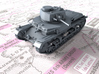 1/87 (HO) Scale Czech ST vz. 39 Medium Tank 3d printed 1/87 (HO) Scale Czech ST vz. 39 Medium Tank
