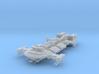 Explorer Starship 3d printed