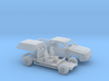 1/160 2009-12 Ford Ranger Crew Cab Kit 3d printed