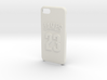 iphone 7 james 3d printed