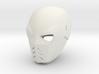 Deathstroke Arrow: Season 2 helmet with jaw piece 3d printed
