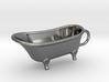 BATHTUB KEYCHAIN 3d printed