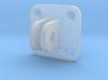 30x30 Flat Surface Mount GoPro  3d printed