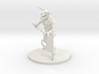 Skeleton Minotaur 3d printed