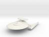 Alt Federation Hawk Class Refit  HvyDestroyer 3d printed