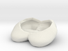 Eggcessories! Egg Heels 3d printed