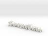 3dWordFlip: Santiago Tapia/FlightAssurance 3d printed