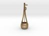 Iktara Pendant(Tribal musical instrument from Indi 3d printed