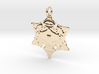 Shreem Brzee Goddess Lakshmi's Ice Crystal 3d printed