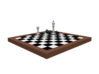 1/18 Scale Chess Board Mid-game (v04) 3d printed