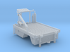 Maintainer Service Truck Bed 1-64 Scale 3d printed