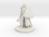 Sun Cleric with a Mace and Shield 3d printed