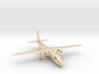 1/500 Fokker F27 Friendship 3d printed