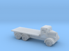 1/160 Scale Austin K6 Flat Bed Truck 3d printed