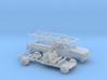 1/87 1990-98 Chevy Silverado ExtCab Contractor Kit 3d printed