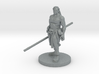 Half Orc Male Monk v2 3d printed