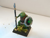 Bullywug - Spearman 3d printed Low Quality Print