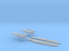 "Derelict ""Ryder's"" U-wing Conversion Kit 3d printed"