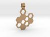 Hexa board  [pendant] 3d printed