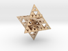 Sierpinski Merkaba IV level 3 1.5 cm (downloadable 3d printed