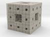 Menger_tubed_Level 2 3d printed