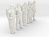 1/24 Sci-Fi Sardaucar Platoon Set 101-01 3d printed