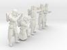 1/30 Sci-Fi Sardaucar Platoon Set 101-02 3d printed