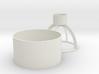 Filter Receptacle & Holder 3d printed