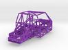 MagDragster [MD-Golf01] Golf Mk1 RC Car / Slot Car 3d printed