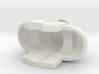 Man-e-faceshelm 3d printed
