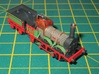 N Gauge Lion (Titfield Thunderbolt) Loco 3d printed The completed engine as 'Thunderbolt'