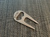 Customizeable Divot Tool with Bottle Opener 3d printed