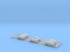 Freightliner M2-106 Vans (1:1250) 3d printed