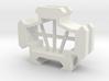 Picatinny rail splitter to 3 - 1 slot 3d printed