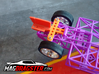 MagDragster Slot Guide Mount 3d printed