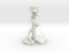 Sidney Airport Tower 3d printed