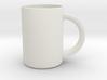 Mug / Cup Keychain 3d printed