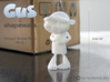 Gus Figurine - Medium - Plastic 3d printed Choose your material option from the drop-down menu on the right.