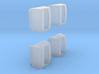 HP043_GP30_GP35_TYPE1_BUFFER_PLATE 3d printed