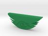 Tribal Eye Webcam Cover (5.7 mm) 3d printed