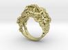 AWARD WINNING DESIGN- Balinese Barong Ring 3d printed