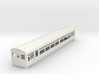 O-87-lner-driver-3rd-coach 3d printed
