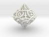 Thorn d10 Ornament 3d printed