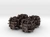 Fudge Thorn d6 4d6 Set 3d printed