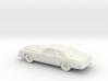 1/76 1974 Buick Riviera 3d printed