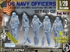 1/20 USN Officers Kapok Set421-02 3d printed