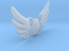 Star Wing Brooch for 42 cm doll 3d printed